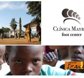 Clínica Clínica Mayral en Ifakara, Tanzania